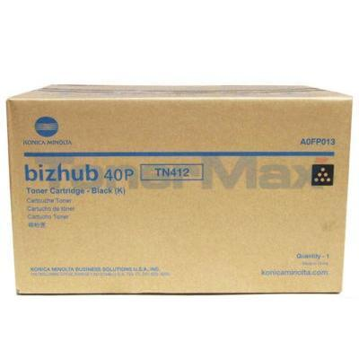 KONICA MINOLTA BIZHUB 40P TONER CARTRIDGE BLACK